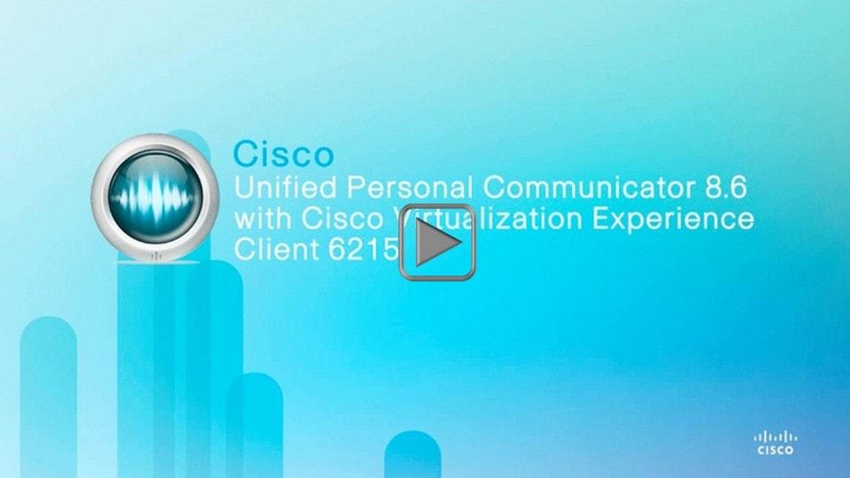 video quick start guide for cisco unified personal communicator 8 6 rh cisco com Cisco Unified Communications Cisco Unified Communications