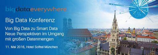Big Data Everywhere München