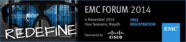 EMC Forum Riyadh 2014