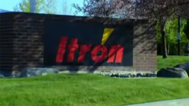 Itron Builds a Smarter Infrastructure with Cisco Smart Call Home