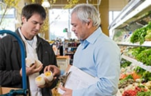 A large supermarket chain updates its data center in record time with Cisco Solutions and Services.