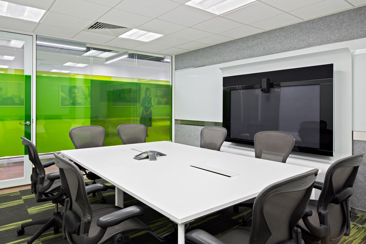 Conference Room Cisco Connected Workplace