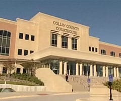 Collin County uses Cisco TelePresence