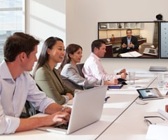 Business Leaders Value Cloud Collaboration
