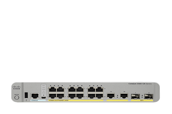 Compact LAN Switches