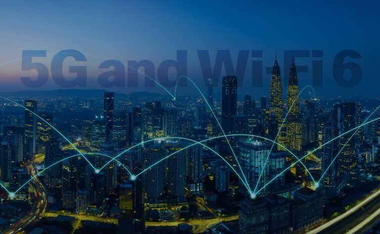 The benefits of Wi-Fi 6 and 5G technology: Complementary, not competing