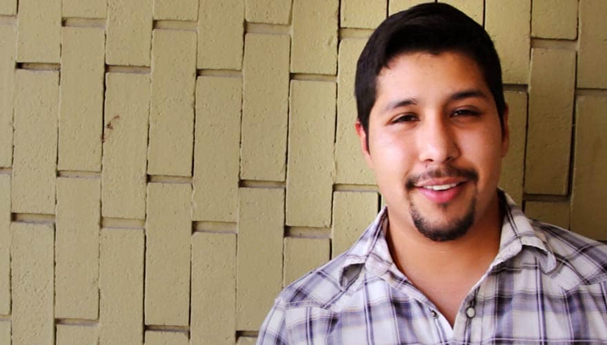 Luis Alfonso escaped the violent culture of Monterrey, Mexico after joining the ICT Networking and Entrepreneurship Skills Development program at his local high school