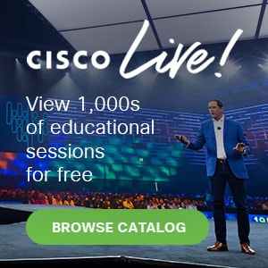 Learn Online with Cisco Live
