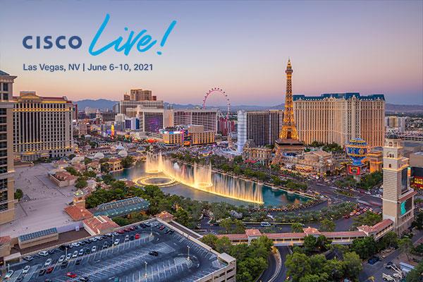 Cisco Live 2021 Las Vegas
