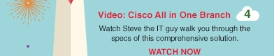 Video: Cisco All in One Branch