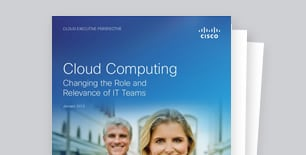 Cloud Computing: Changing the Role & Relevance of IT Teams