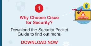 Why Choose Cisco for Security?