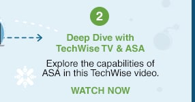 Deep Dive with TechWise TV & ASA