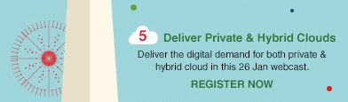 APJ PIW: Deliver Private and Hybrid Clouds