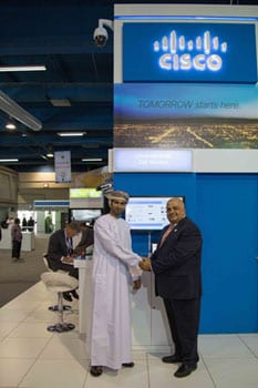 Omantel and Cisco