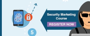 Security Marketing Course
