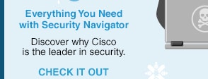 Everything You Need with Security Navigator