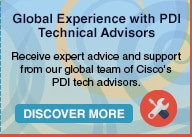 Global Experience with PDI Technical Advisors