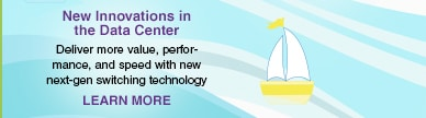 New Innovations in the Data Center