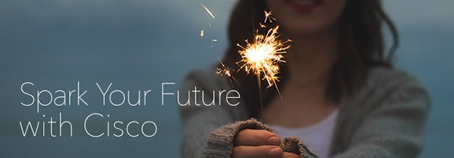 Spark Your Future with Cisco