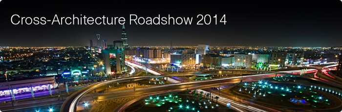 Cross-Architecture Roadshow 2014