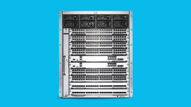 Novo portfólio de switching Catalyst 9000
