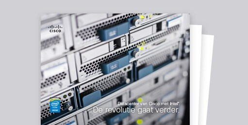 Cisco-datacenter: uw datacenter optimaliseren