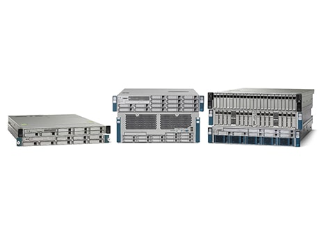 Cisco UCS C-Series Rack-Mount Servers