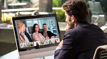 Meet the collaboration needs of today's workplace. The new Cisco Meeting Server brings video, audio, and web communication together.