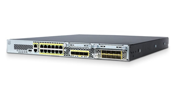 The new Firepower 2100 Series NGFW appliances deliver business resiliency through superior threat defense with sustained network performance. Tool tip 1: Innovative architecture gives consistent throughput performance even when enabling threat functions. Tool tip 2:  Provides up to sixteen 1G and twelve 10G ports in a 1 RU form factor. Get more details