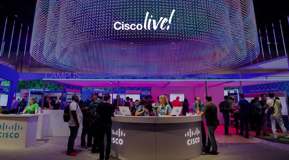 new products 64856 e231b Cisco Showcase at Cisco Live