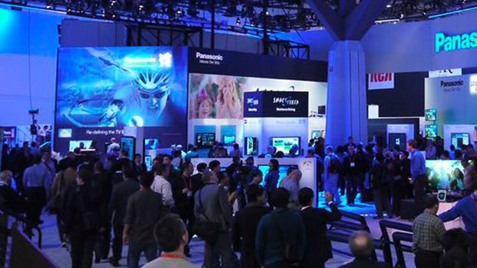 CES 2018: Six key tech trends take center stage