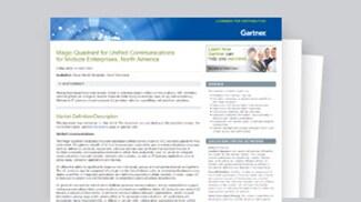 Gartner research papers