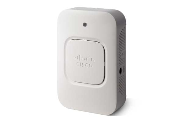 Cisco WAP361 Wireless-AC/N conjuguent le Point d'accès par radio de plaque murale avec le PoE