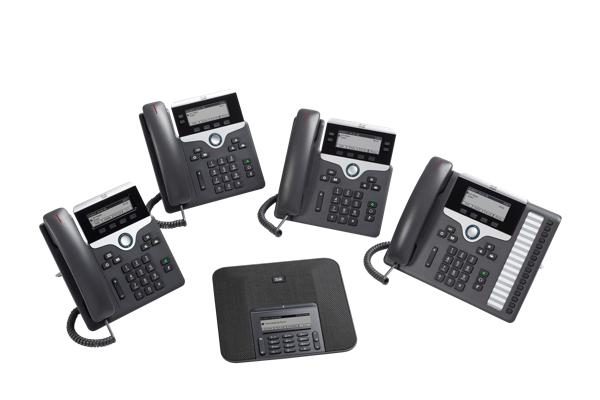 TéléphonesIP Cisco7800
