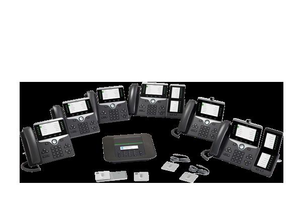 Cisco IP Phone 8800 Series MPP
