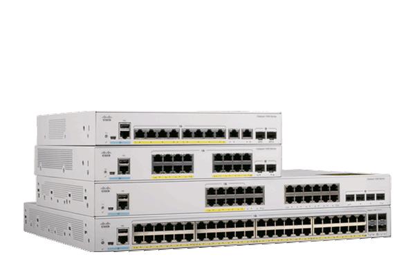 Commutateurs Cisco Catalyst1000