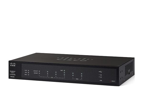Routeur VPN double WAN Gigabit CiscoRV340