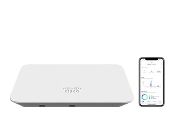 Points d'accès à usage intérieur CiscoMerakiGo