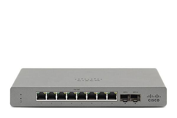 Commutateur réseau CiscoMerakiGo
