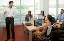 Cisco Services helps to reduce employee travel and improve collaboration with TelePresence