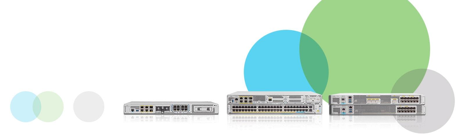 Routers - Cisco