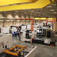 デジタル化による工場の統合