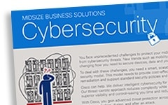 Cybersecurity Built for Midsize
