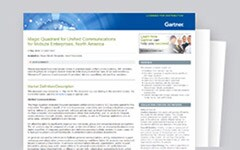 Gartner Recognizes Cisco as Leader