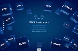 Cisco NFV Infrastructure