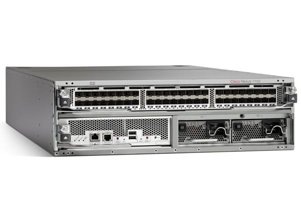 Cisco Nexus 7700 2-Slot Switch