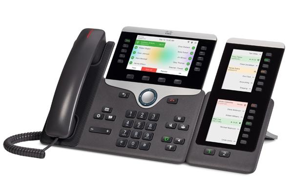 Cisco IP Phone 8851/8861 Key Expansion Module - Cisco