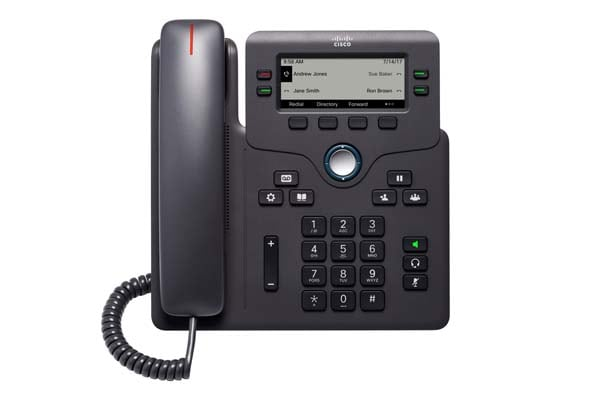 Cisco IP Phone 6841 with Multiplatform Firmware