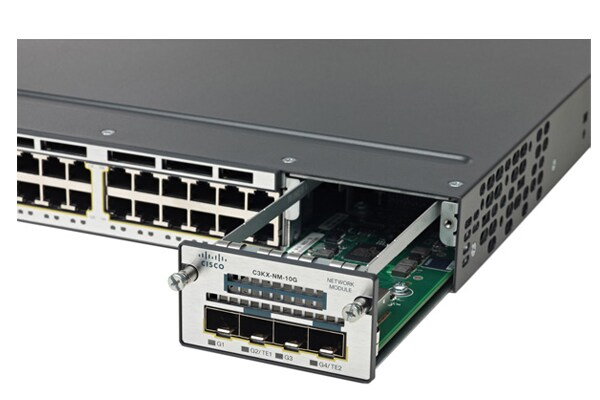 Cisco Catalyst 3560X-24P-E Switch